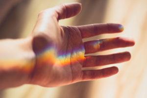Hand-Rainbow