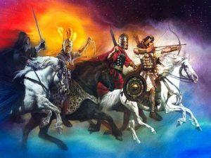 4 Paarden