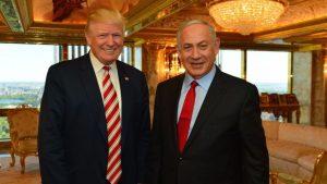 Trump en Netanyahu