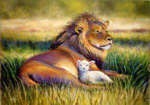 Leeuw en het lam