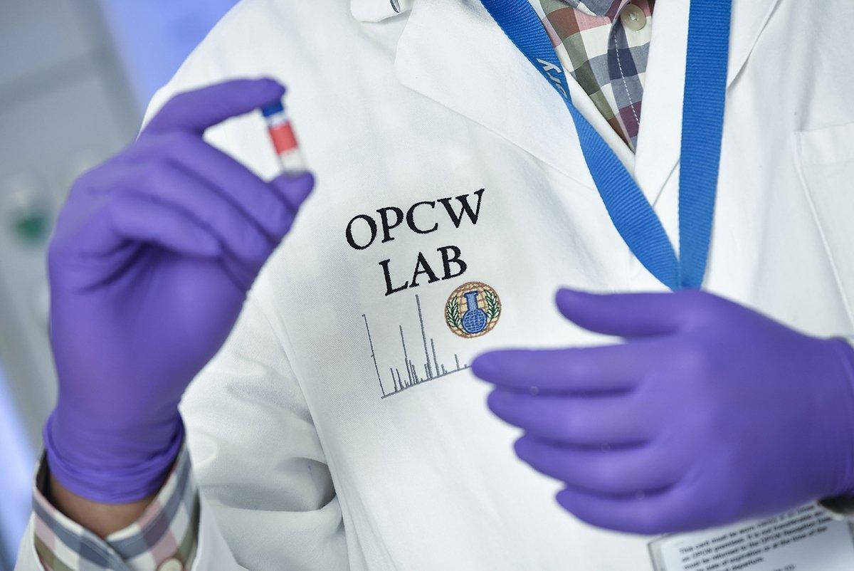 OPCW Lab